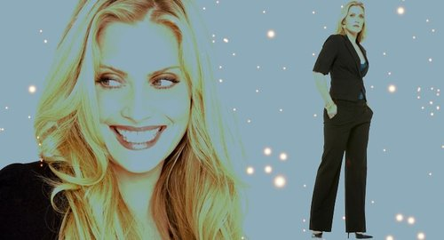 CSI: Miami wallpaper containing a well dressed person and a portrait called Emily Procter