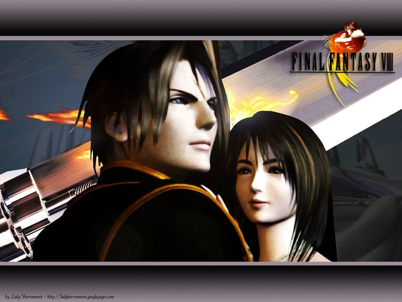 ff8 final fantasy wallpaper 2184214 fanpop