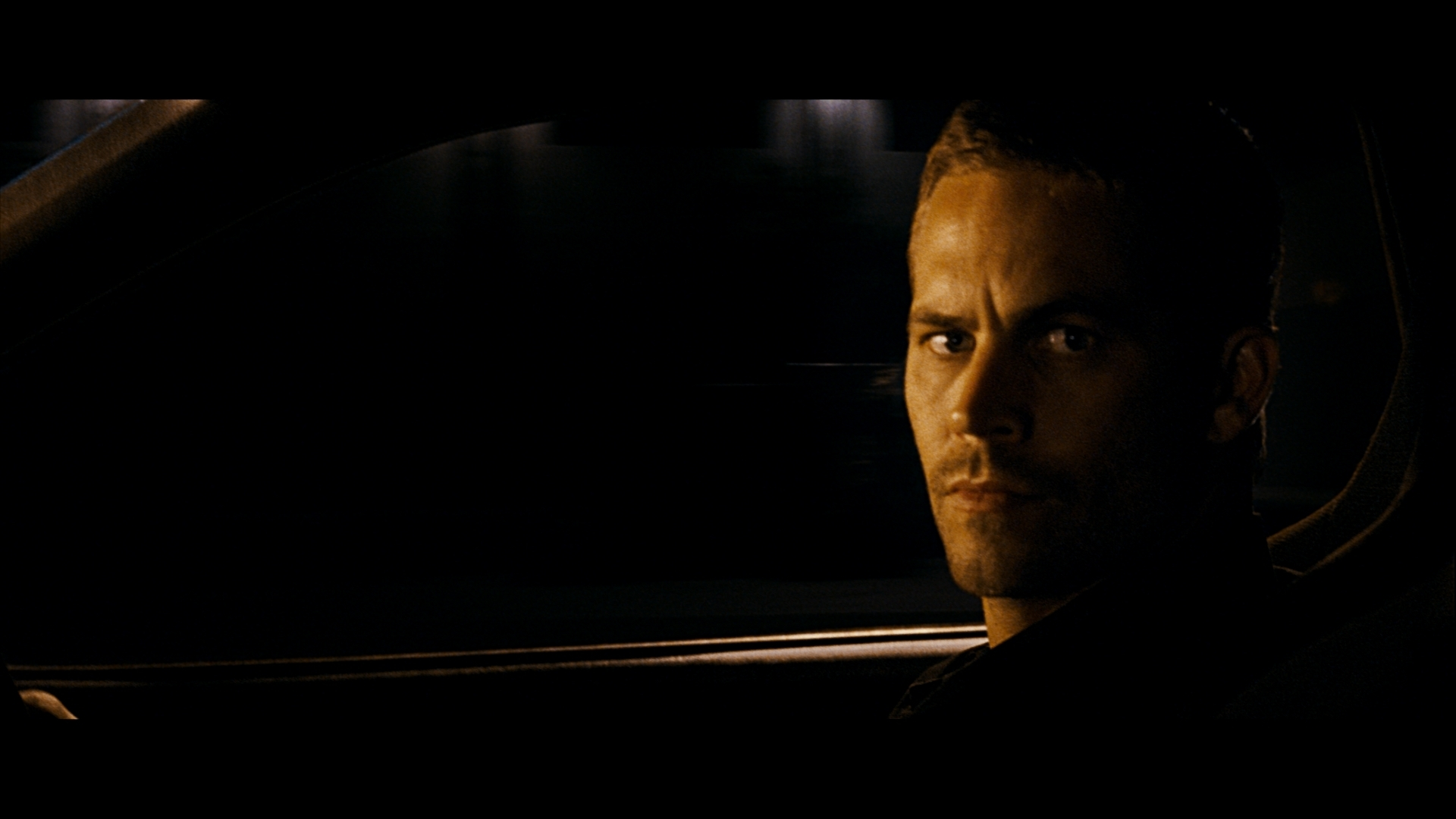 Paul Walker in Fast and Furious