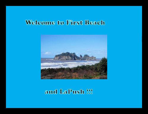 First spiaggia & LaPush
