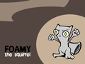 Foamy the squirrel - foamy-the-squirrel wallpaper