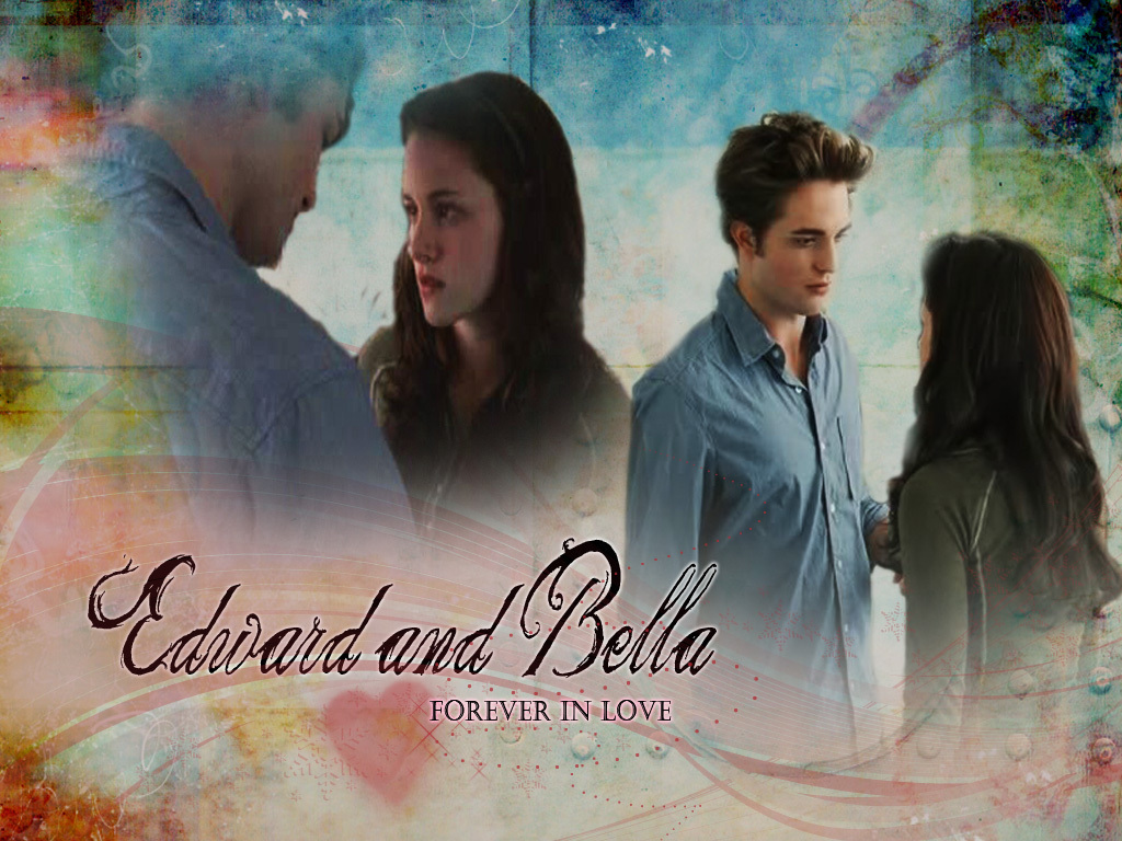Twilight Love couple Wallpaper : Forever - Twilight couples Wallpaper (2193993) - Fanpop