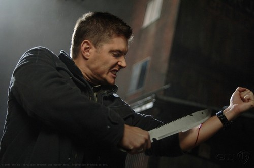 Supernatural wallpaper called Fresh blood stills (new)