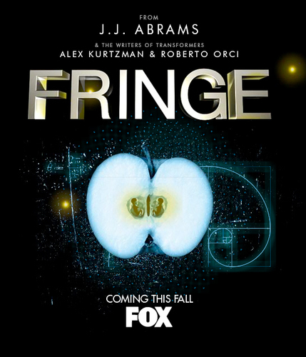 Fringe Promotional Poster - fringe Photo