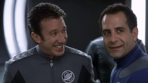 Tony Shalhoub wallpaper probably with a workwear entitled Galaxy Quest Screen Shots