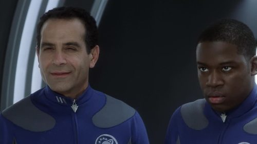 Tony Shalhoub wallpaper called Galaxy Quest Screen Shots
