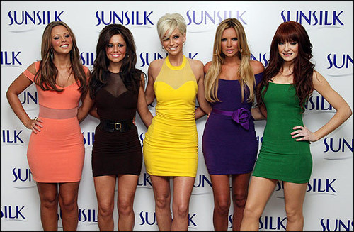 Girls Aloud Hot