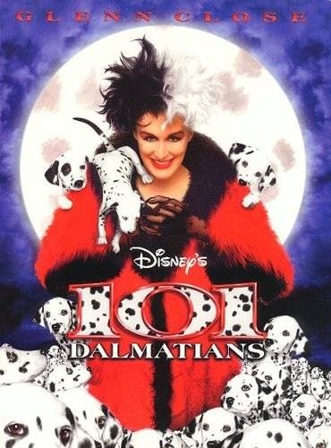 Cruella DeVil দেওয়ালপত্র possibly containing a dalmatian called Glen Close
