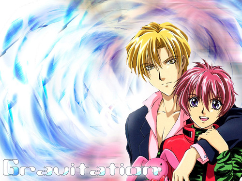 Yaoi wallpaper probably containing anime entitled Gravitation