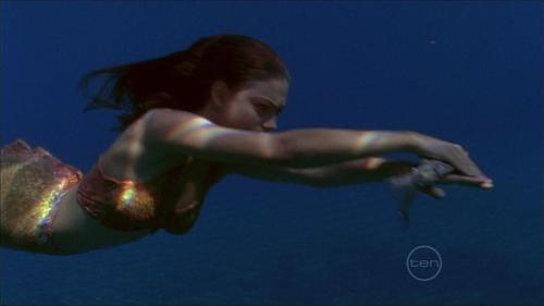 H2O under water scenes
