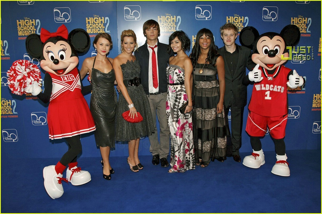 High School Musical 1 Cast High School Musical Hsm Cast