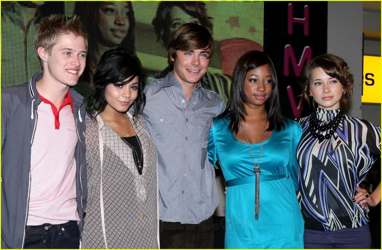 HSM Cast