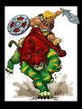 He-Man + Battle Cat
