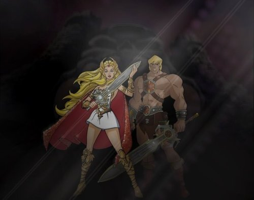 He-Man + She-Ra - he-man Photo