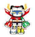 Hello KItty Voltron - voltron fan art