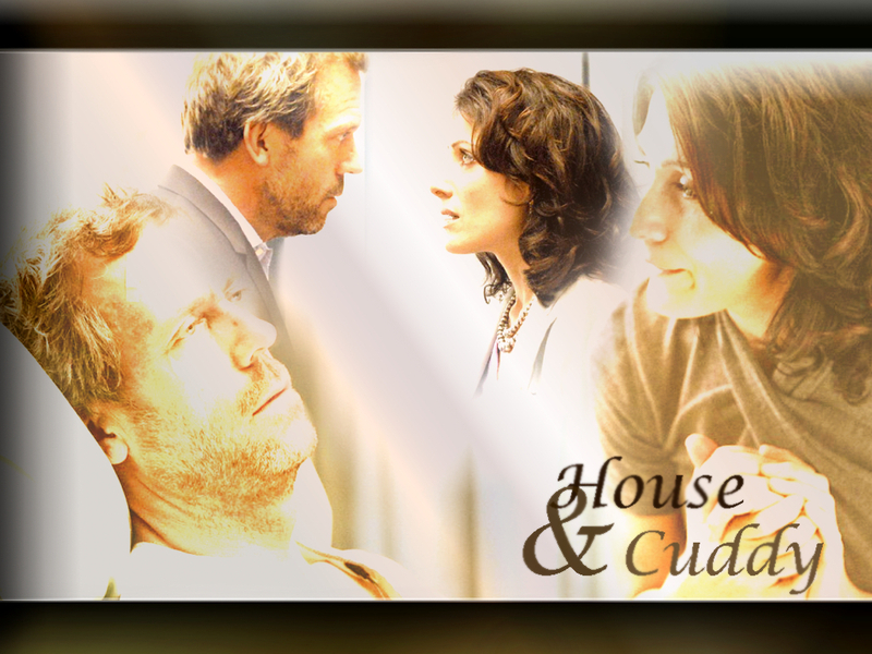 Cuddy And House. House and Cuddy