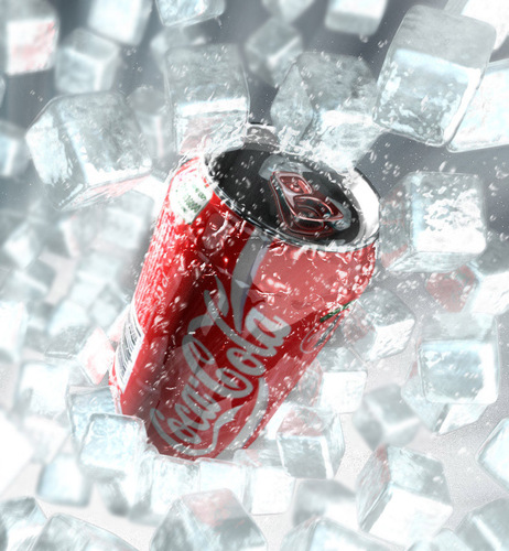 Icy cola