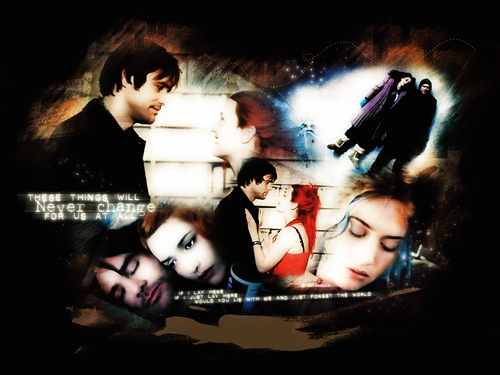 Eternal Sunshine wallpaper titled Joel and Clementine