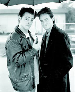 Joey & Chandler