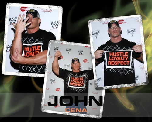 John Cena wallpaper possibly containing a newspaper and anime entitled John Cena