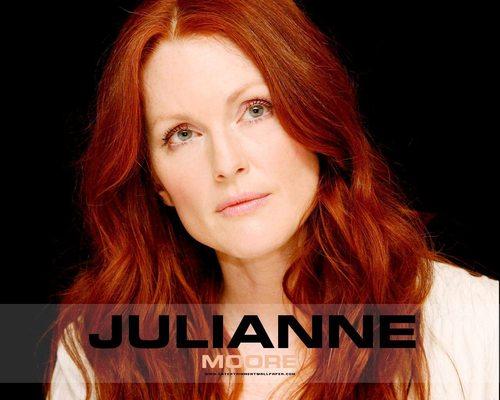 Julianne Moore wallpaper with a portrait called Julianne Moore