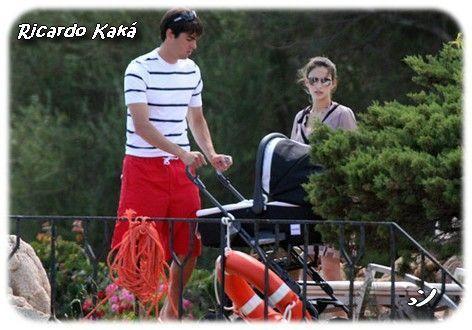 Kaká & Carol luca