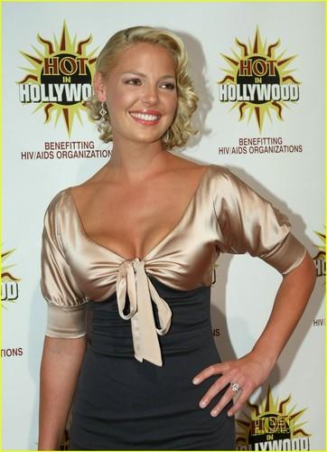 Katherine @ Hot Hollywood