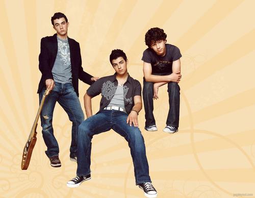 Kevin Jonas, Joe Jonas & Nick Jonas