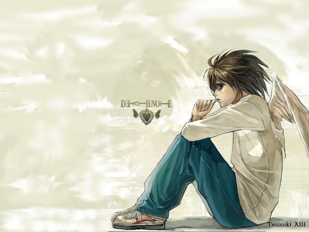 l death note l wallpaper 2170214 fanpop
