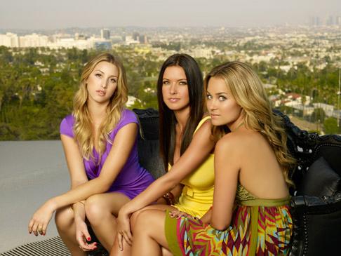 Lauren,Audrina&Witney