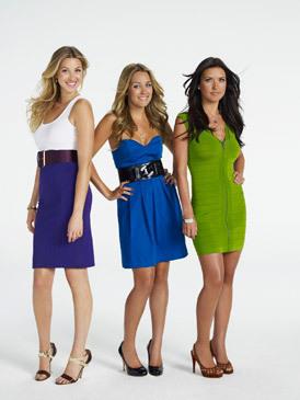 Lauren, Whitney & Audrina