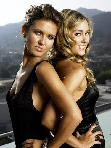 Lauren and Audrina