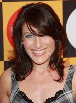 Lisa Edelstein at the Annual Must فہرست Party.