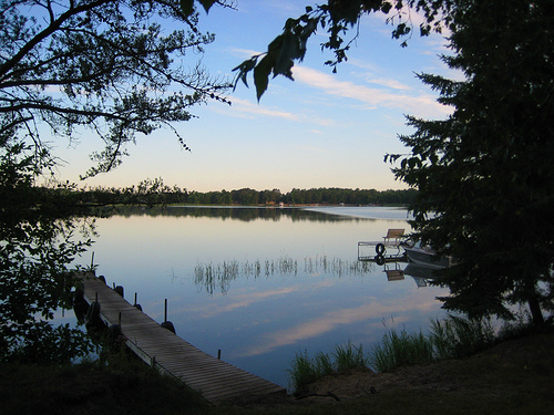 Little lobo Lake, Minnesota