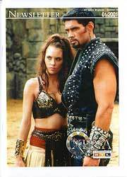 Livia and Ares