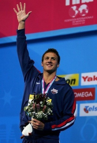 Ryan Lochte wallpaper entitled Lochte