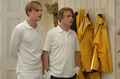MP & Brady Corbet in Funny Games