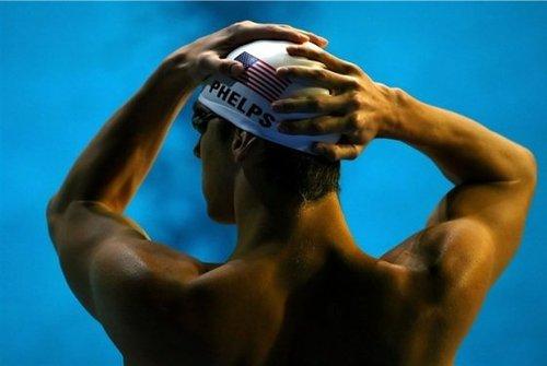 Michael Phelps پیپر وال entitled MP