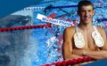 Michael Phelps 壁纸