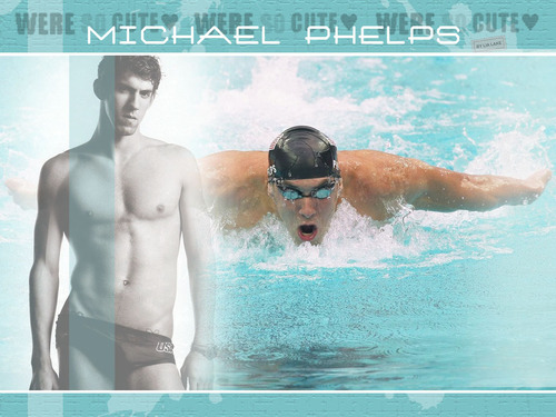 Michael Wallpaper - michael-phelps Wallpaper