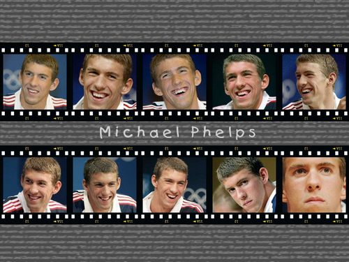 Michael Phelps wallpaper titled Michael