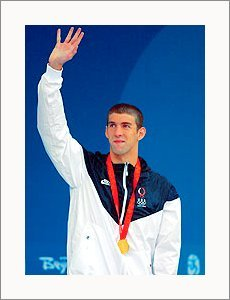 Michael Phelps wallpaper called Michael