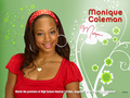 Monique Coleman - high-school-musical-2 wallpaper