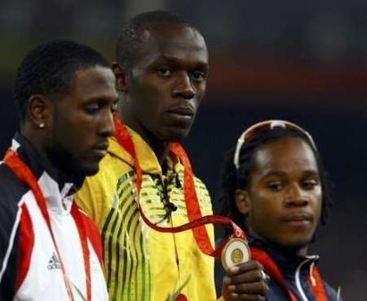 thêm Usain Bolt