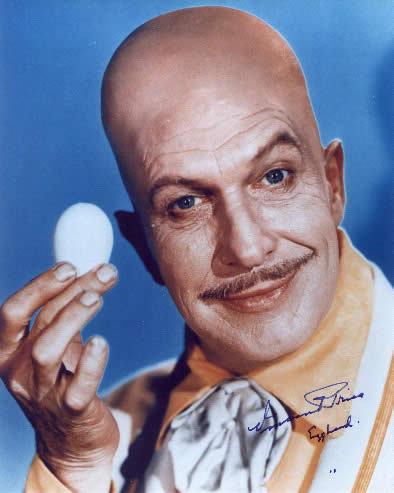 Mr Vincent Egghead