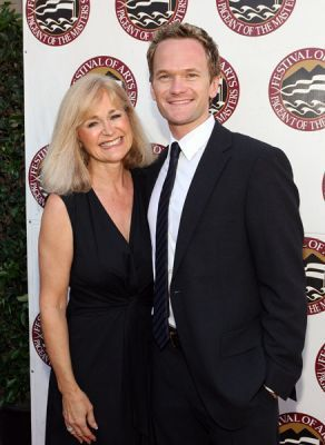 NPH and his TV-Mom