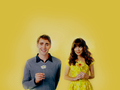 Ned & Chuck Wallpaper - pushing-daisies wallpaper