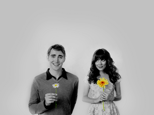 Pushing Daisies wallpaper titled Ned & Chuck Wallpaper