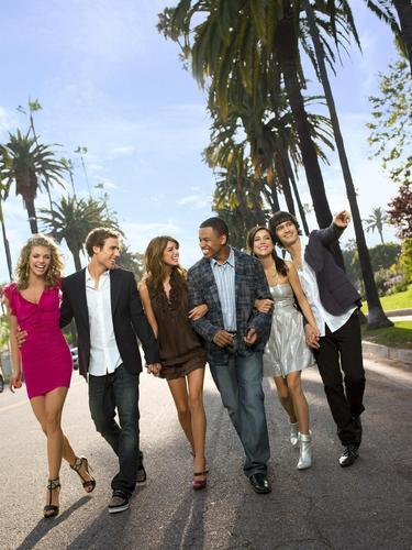 New 90210 promo pic