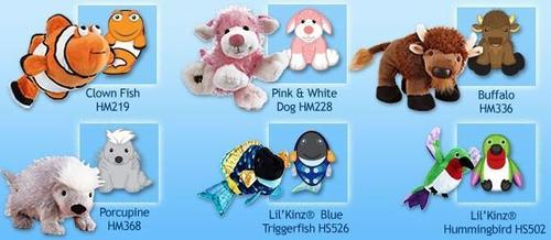 New Virtual Pictures of October Webkinz and Lil''kinz